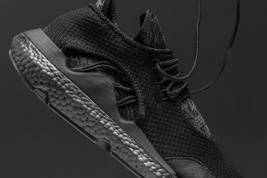 3f3dc1a5c adidas Y-3 Saikou Boost Triple Black AC7197