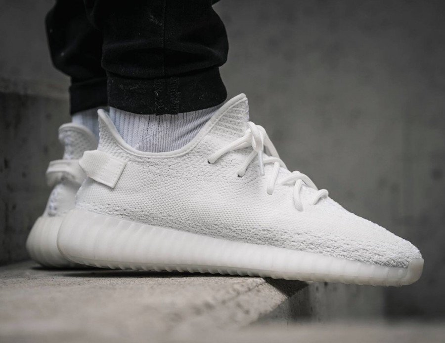 9a0b1ed2222 adidas Yeezy Boost 350 V2 Cream CP9366 2018 Release Info
