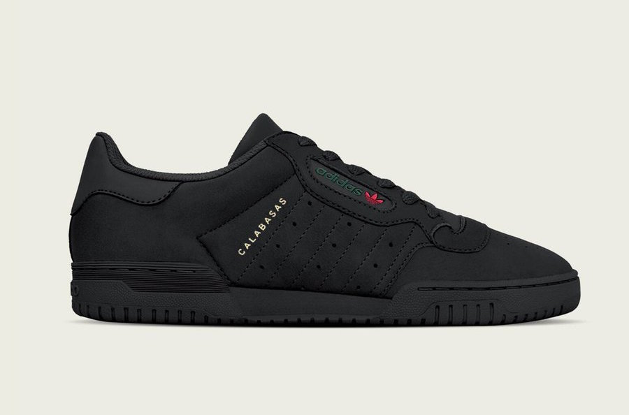 adidas Yeezy Powerphase Black CG6420