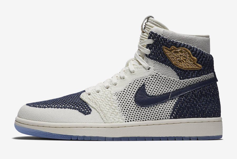 Air Jordan 1 Flyknit RE2PECT Release Date