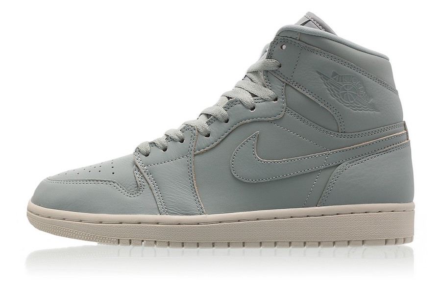 Air Jordan 1 High Premium Mica Green AA3993-333