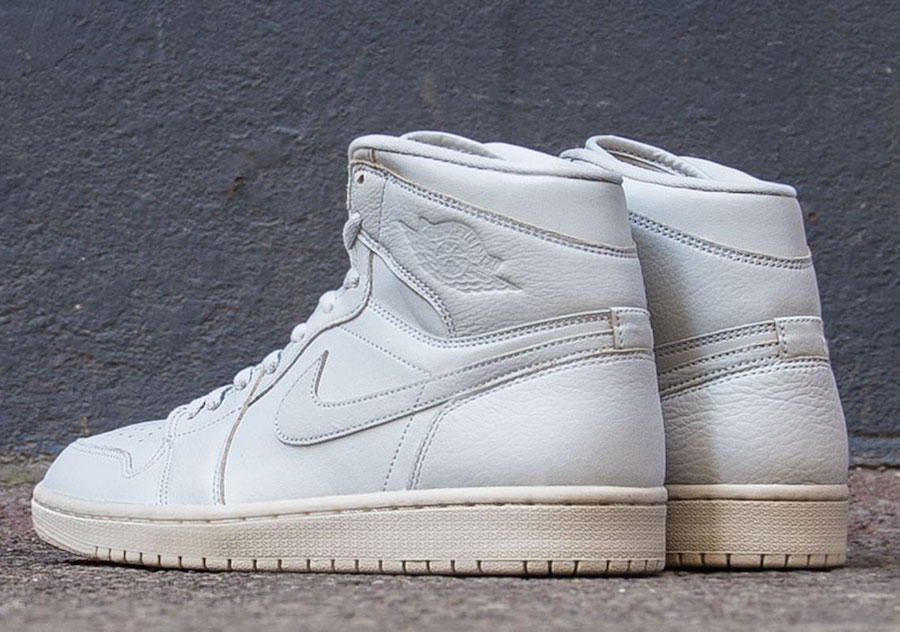 Air Jordan 1 High Premium Pure Platinum AA3993-030