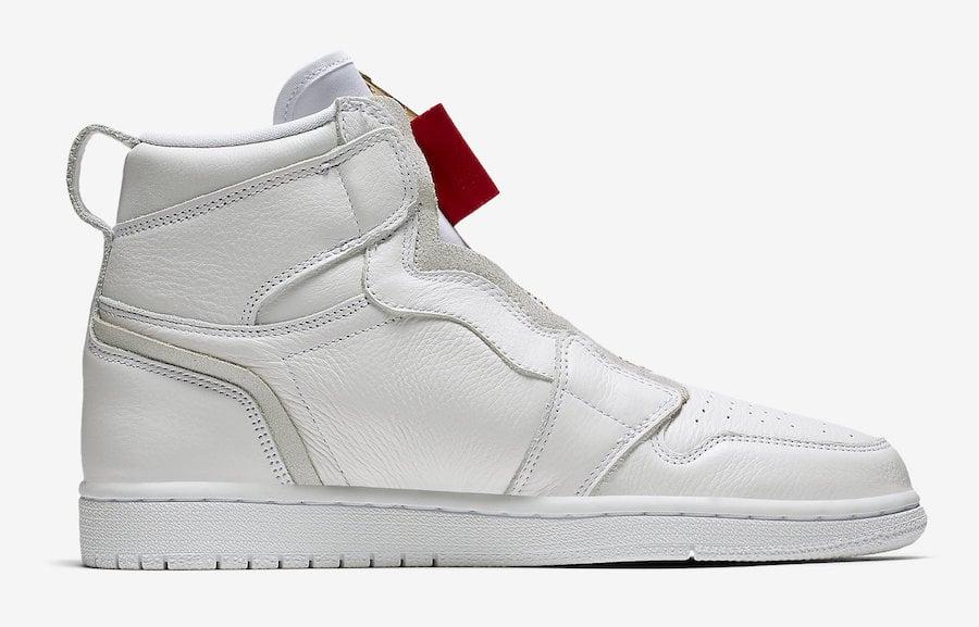 Air Jordan 1 High Zip White AQ3742-116