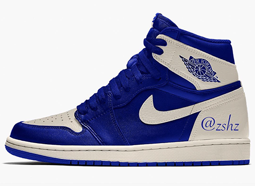 Air Jordan 1 Hyper Royal Release Date