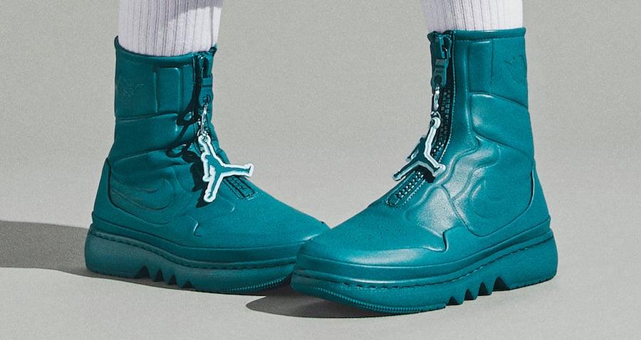 Air Jordan 1 Jester XX Geode Teal AO1265-300