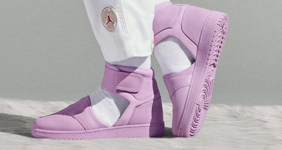 Air Jordan 1 Lover XX Violet Mist AO1528-500