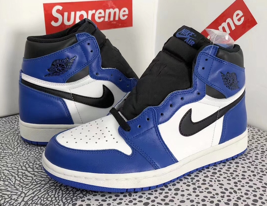 Air Jordan 1 OG Game Royal 555088-403 Release