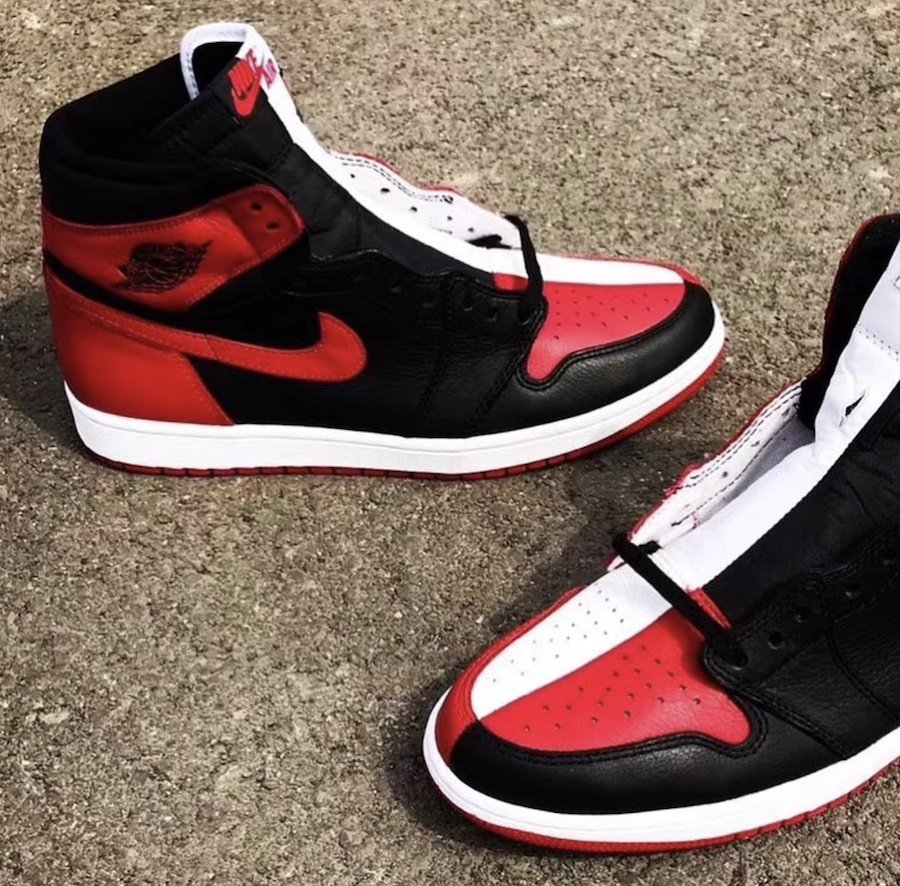 9403d54ad5d240 Air Jordan 1 Homage to Home AR9880-023 Release Date