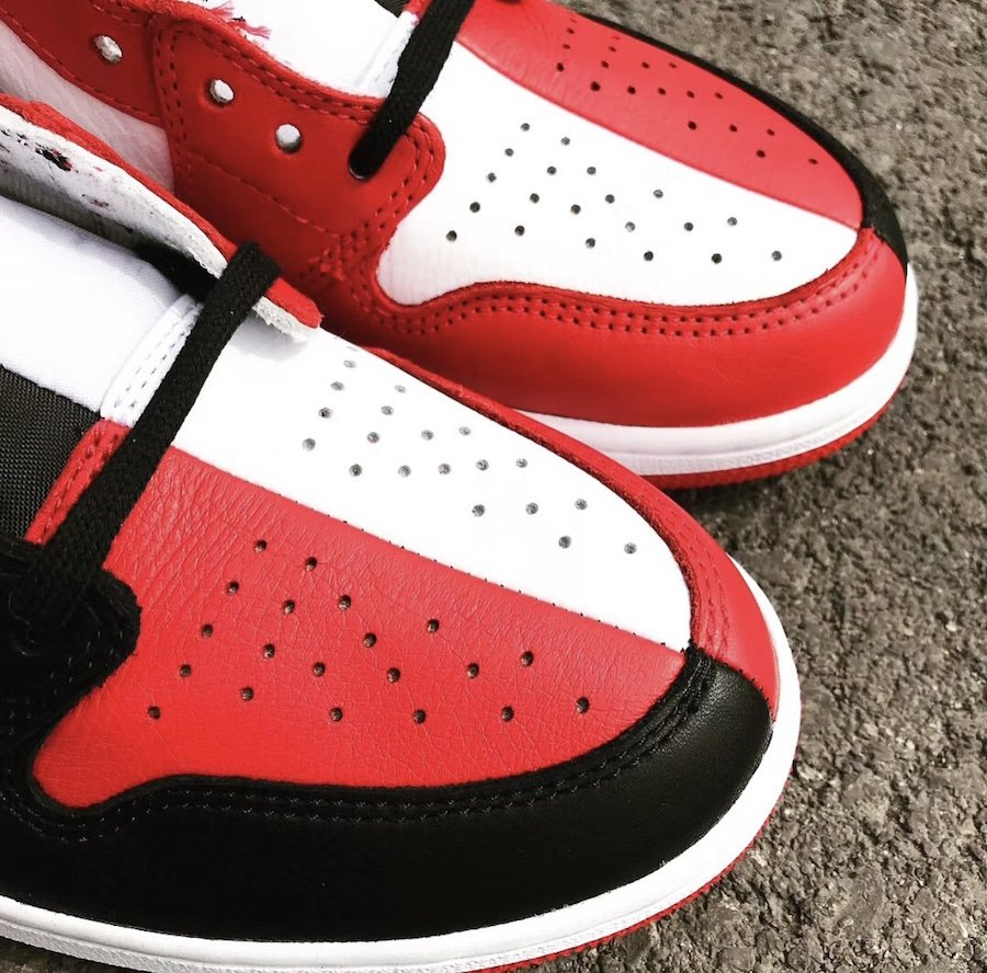 dbbfbc91a26c Air Jordan 1 Homage to Home AR9880-023 Release Date