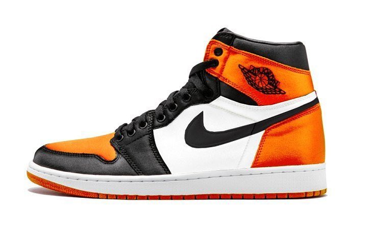 Air Jordan 1 Satin Shattered Backboard 2018 Release Date