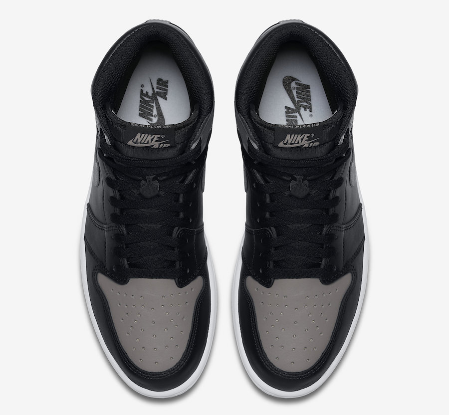 Air Jordan 1 Shadow 2018 555088-013
