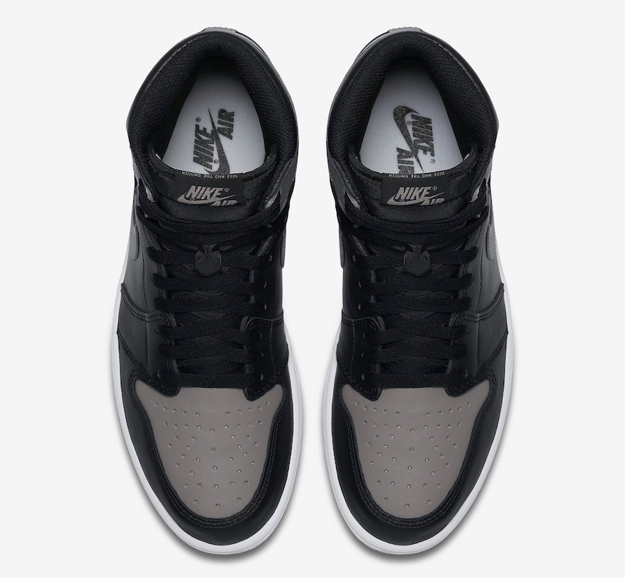 Air Jordan 1 Shadow 2018 555088-013