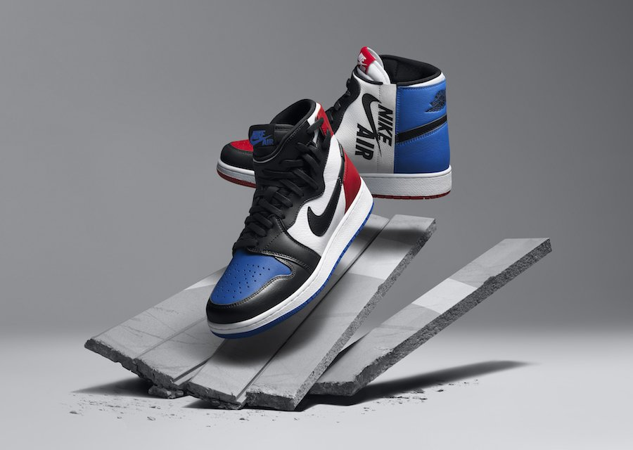 Air Jordan 1 Top 3 Rebel AT4151-001