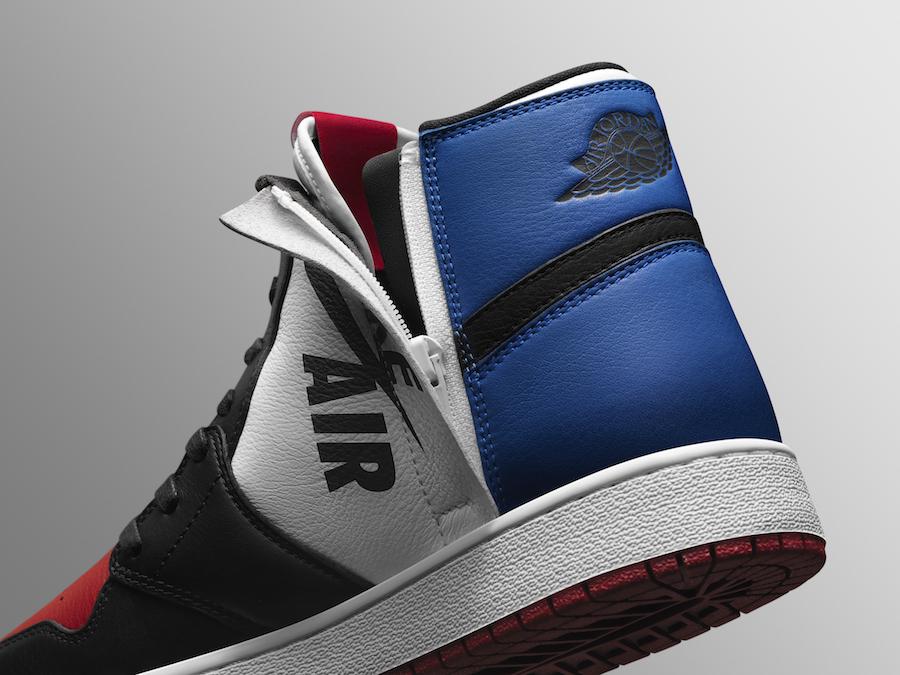 Air Jordan 1 Top 3 Rebel AT4151-001