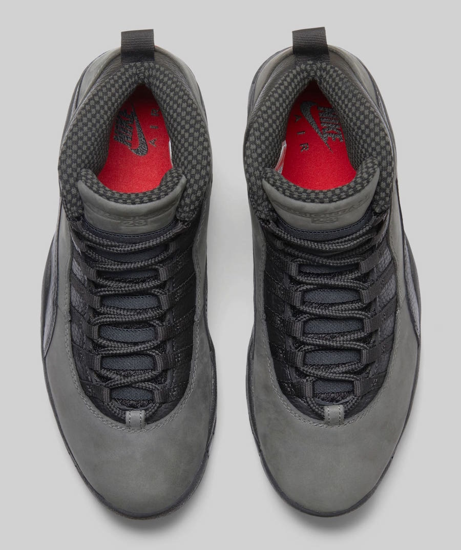 Air Jordan 10 Dark Shadow 2018 Retro