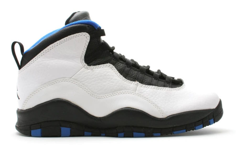 Air Jordan 10 OG Orlando Magic