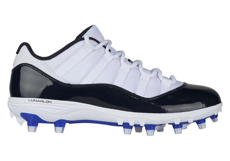 Air Jordan 11 Low Concord TD Cleats