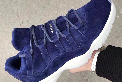 Air Jordan 11 Low Derek Jeter RE2PECT Release Date