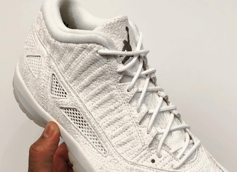 Air Jordan 11 Low IE Stucco Sample