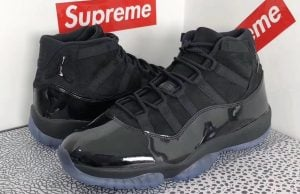 Air Jordan 11 Prom Night Blackout 378037-005 Release Info