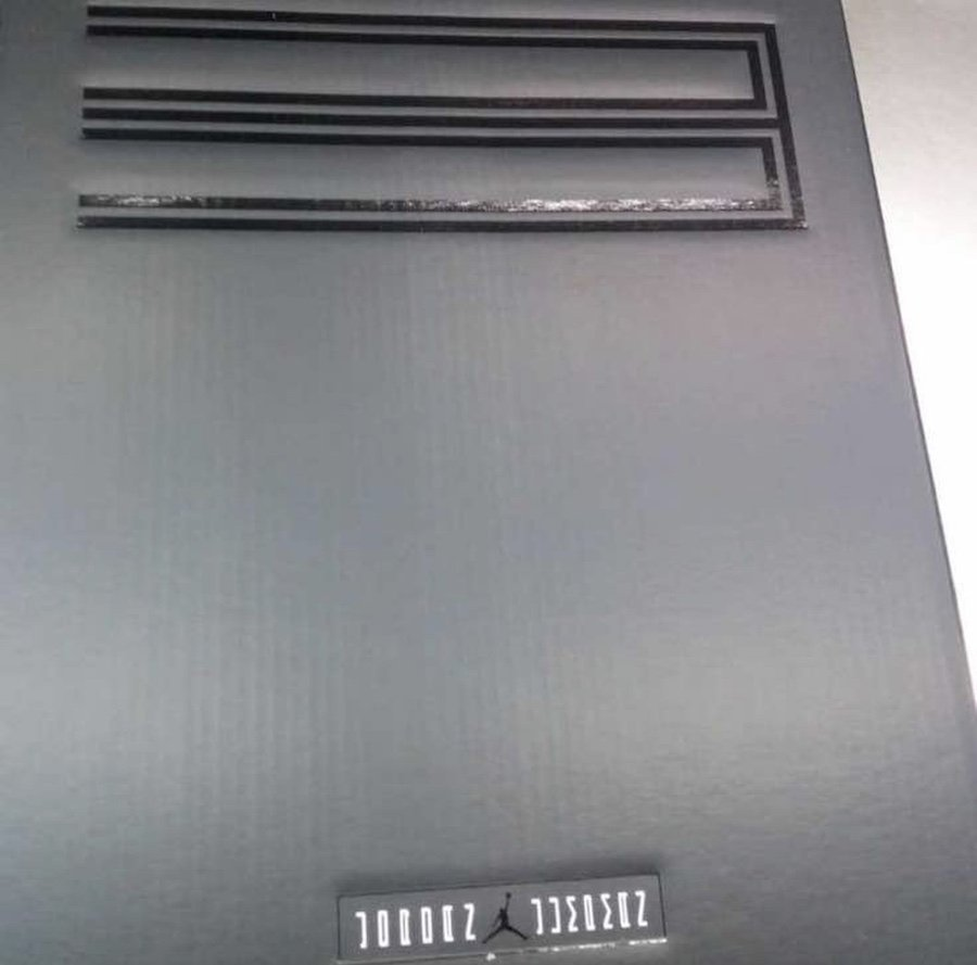 Air Jordan 11 Prom Night Packaging Box
