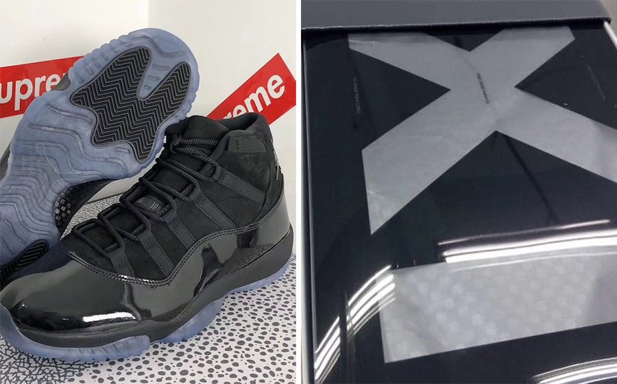 Air Jordan 11 Prom Night Packaging