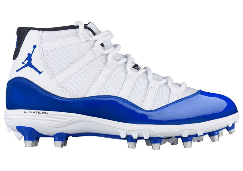 Air Jordan 11 Royal TD Cleats