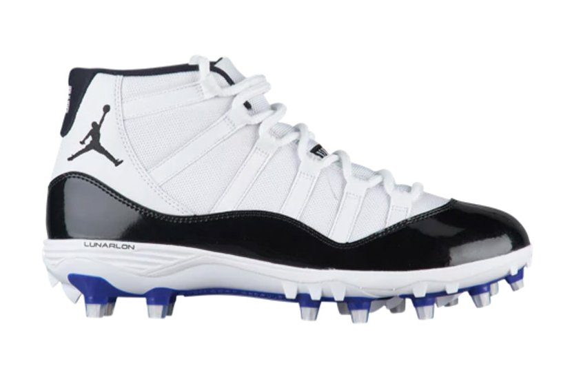 Air Jordan 11 Cleats Releasing in Five Colorways