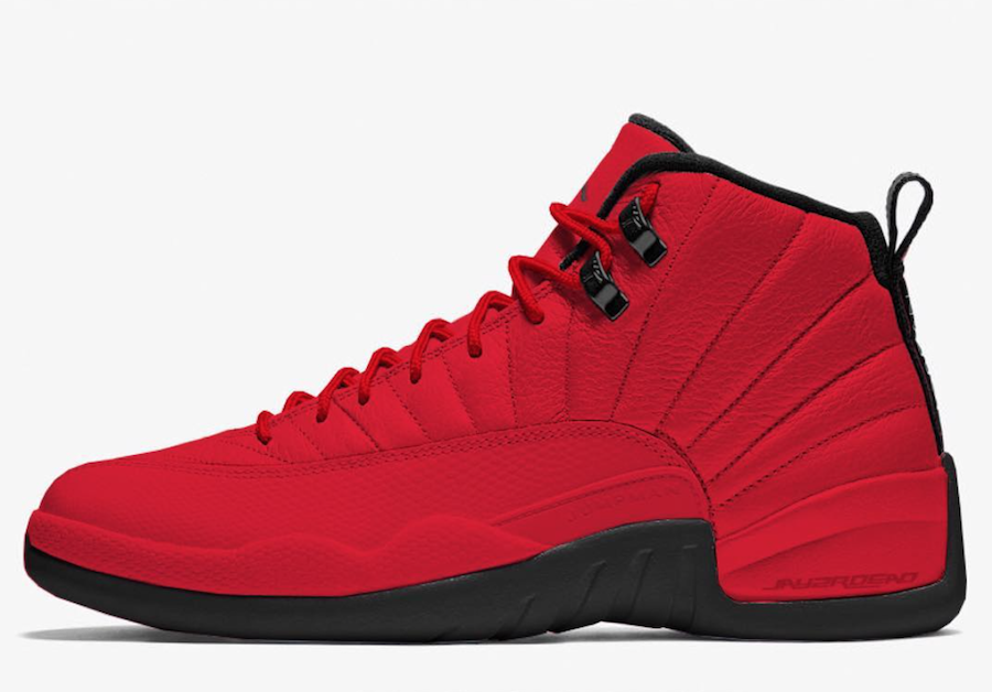 Air Jordan 12 Bulls Gym Red 2018 Release Date