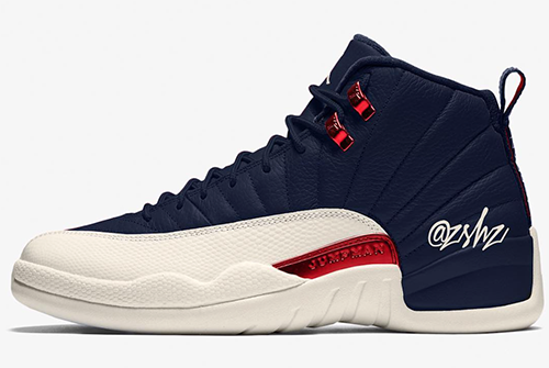 Air Jordan 12 College Navy Release Date
