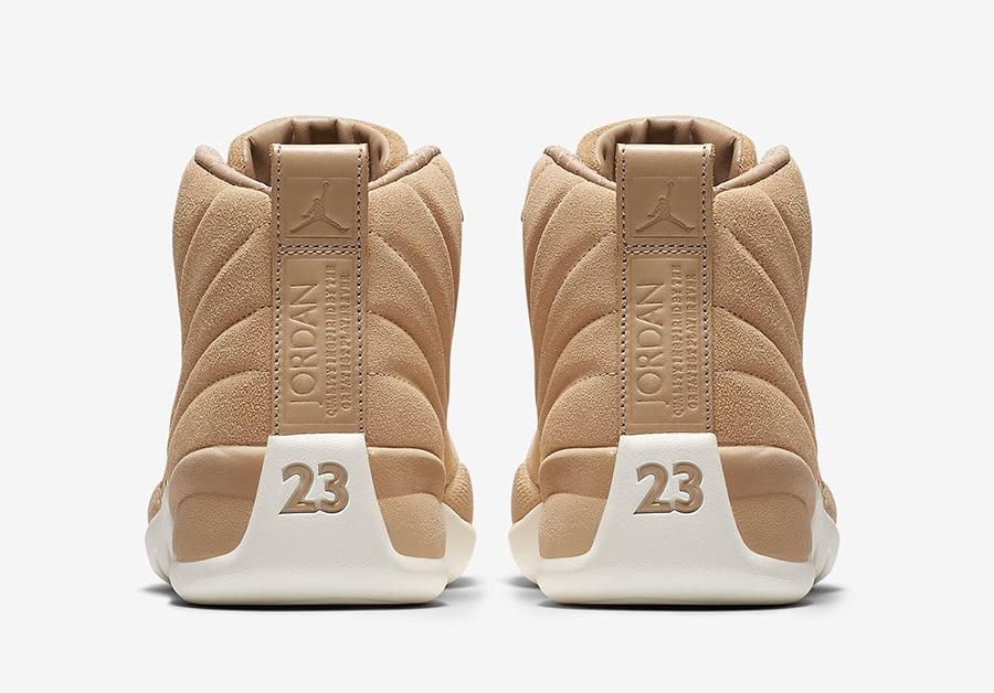 fd44f0cc5c2 Air Jordan 12 Vachetta Tan AO6068-203 Release Date | SneakerFiles