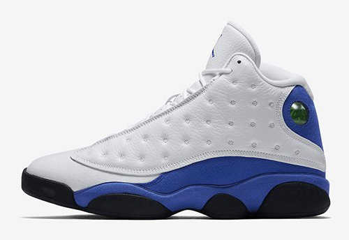 best sneakers d2fe9 17919 Air Jordan 13 Hyper Royal Release Date