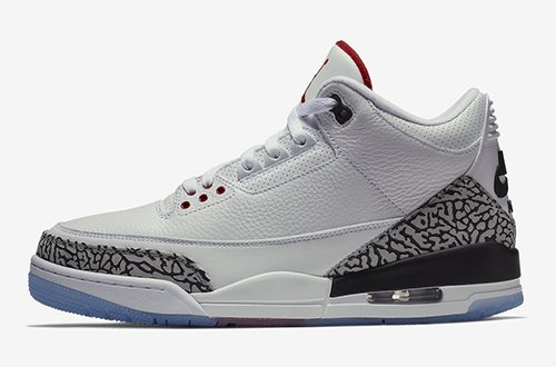 Air Jordan 3 Free Throw Line Release Date