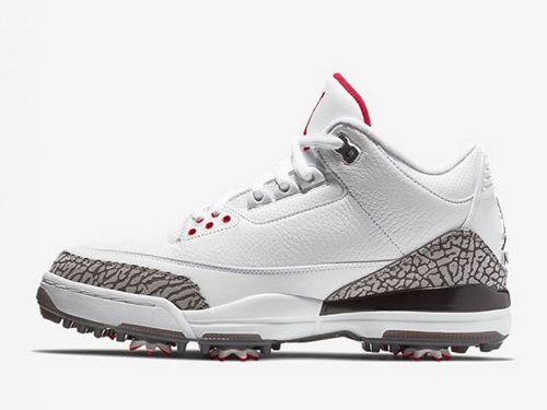 Air Jordan 3 Golf White Cement Release Date
