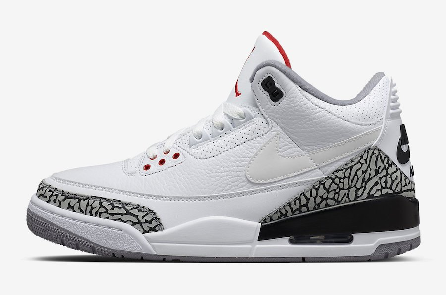 Air Jordan 3 JTH Chicago