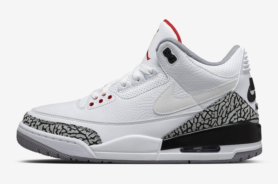 Air Jordan 3 JTH House of Hoops Harlem