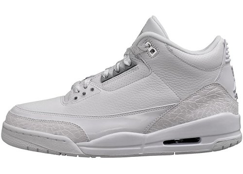 Air Jordan 3 Triple White Release Date