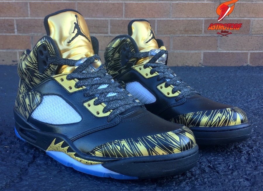new concept 33fb5 94bd8 Air Jordan 5 Wings AV2405-900 Release Details | SneakerFiles