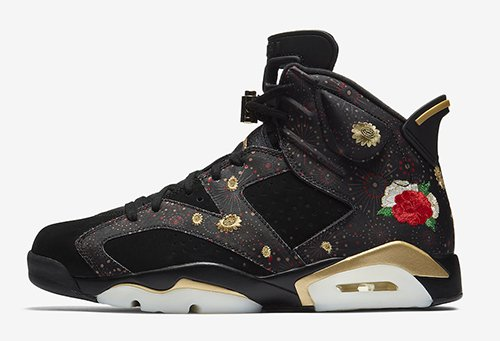 880bd28e2bdc Air Jordan 6 Retro Chinese New Year Release Date