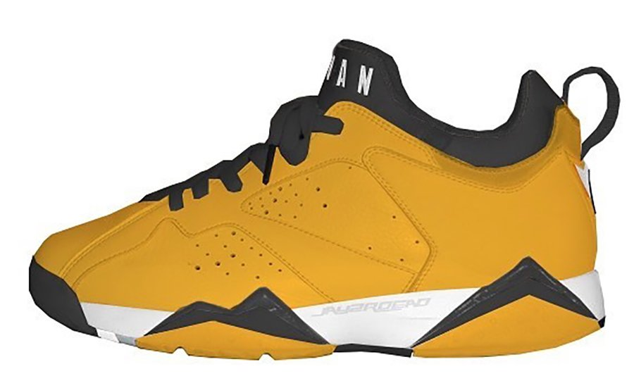 new concept a7fc6 63b5c Air Jordan 7 Low 2018 Colorways, Release Dates | SneakerFiles