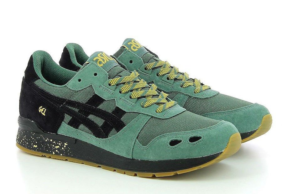 Asics Gel Lyte III Dark Forest