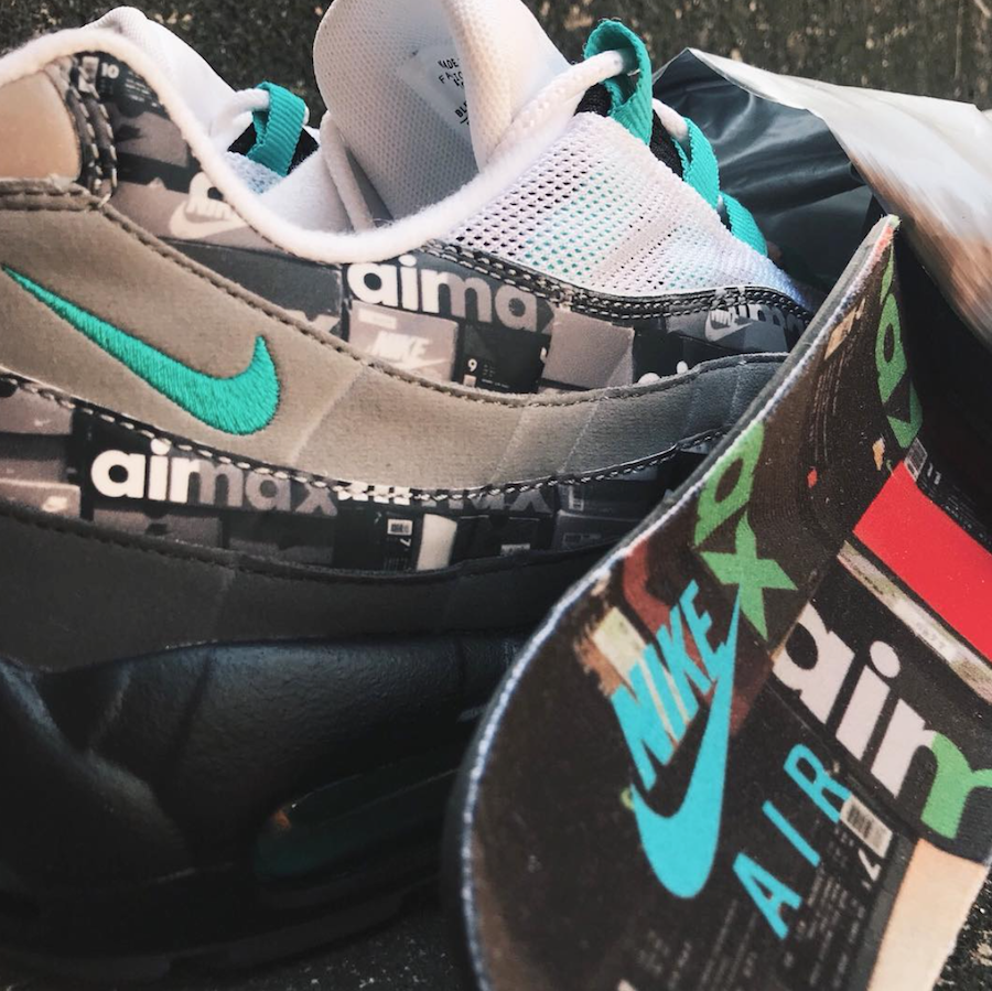 atmos Nike Air Max 95 Pack Jade