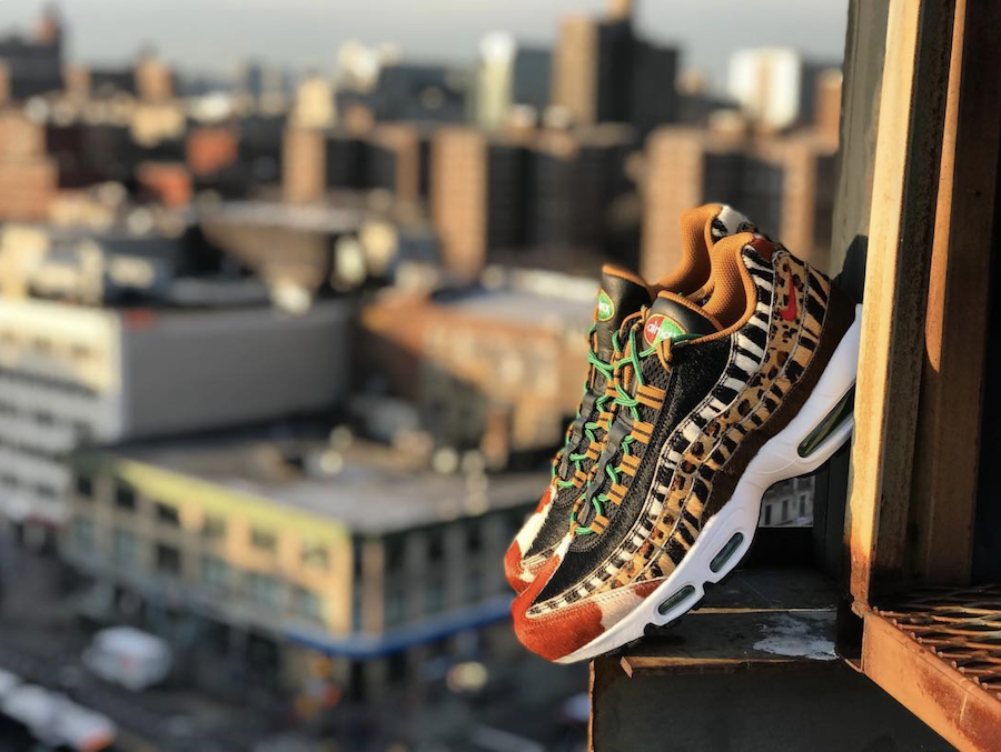 atmos Nike Air Max Animal Pack NYC Release Date