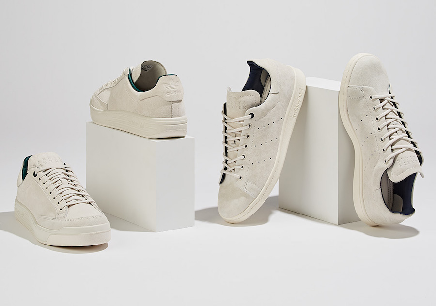 Barneys adidas Stan Smith Rod Laver Sole Series