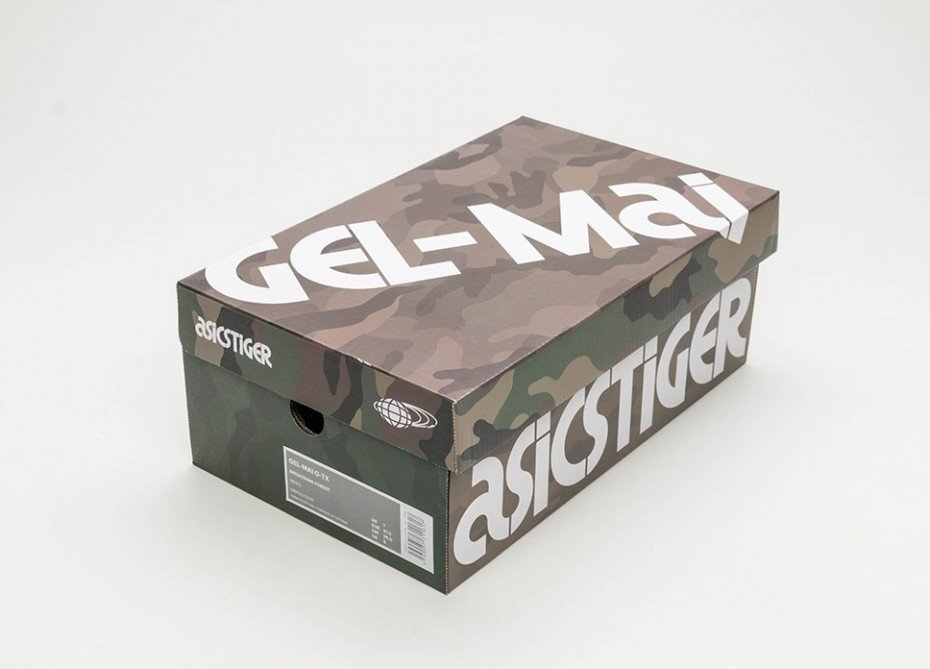 BEAMS Asics Gel Mai Release Date