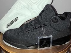 Black Air Jordan 3 Flyknit AQ1005-001