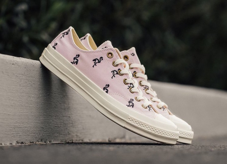 Converse Chuck Taylor Low Flamingo Barely Rose