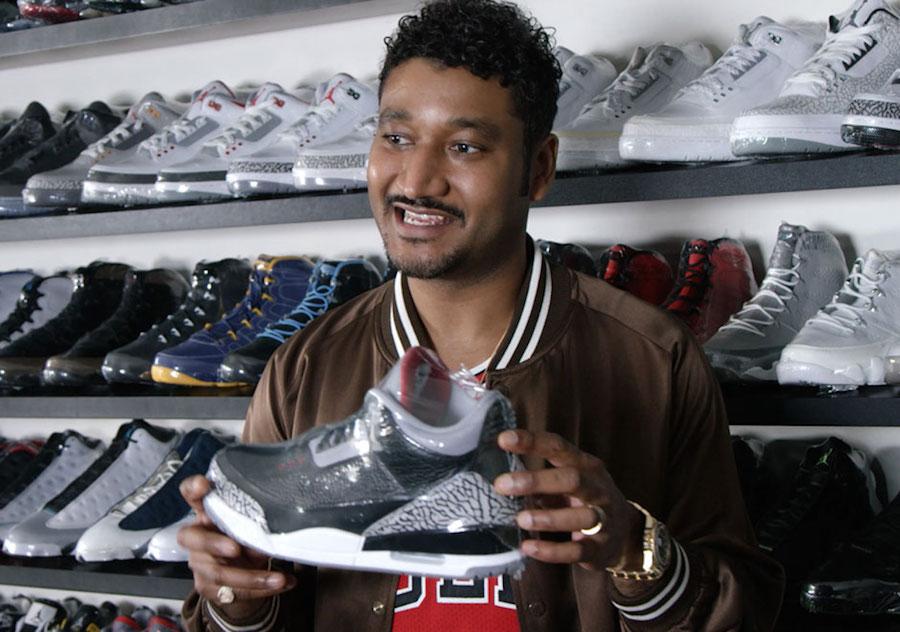 Don C Air Jordan Shoe