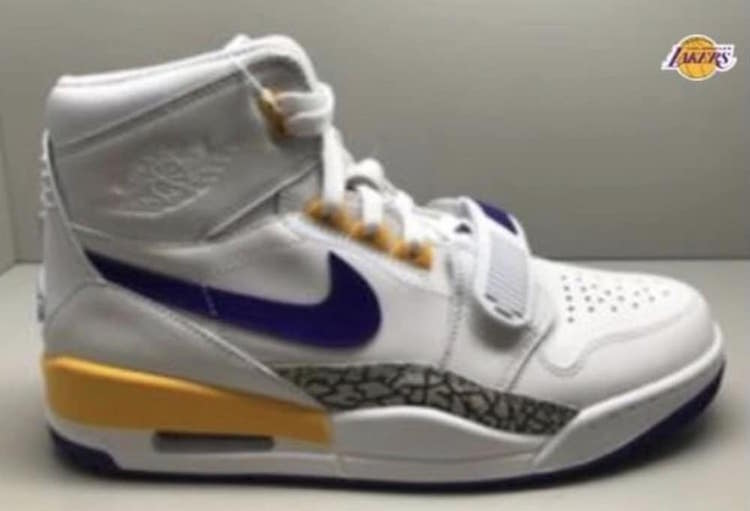 save off e219d bb3a3 Don C Jordan Legacy 312 LA Lakers