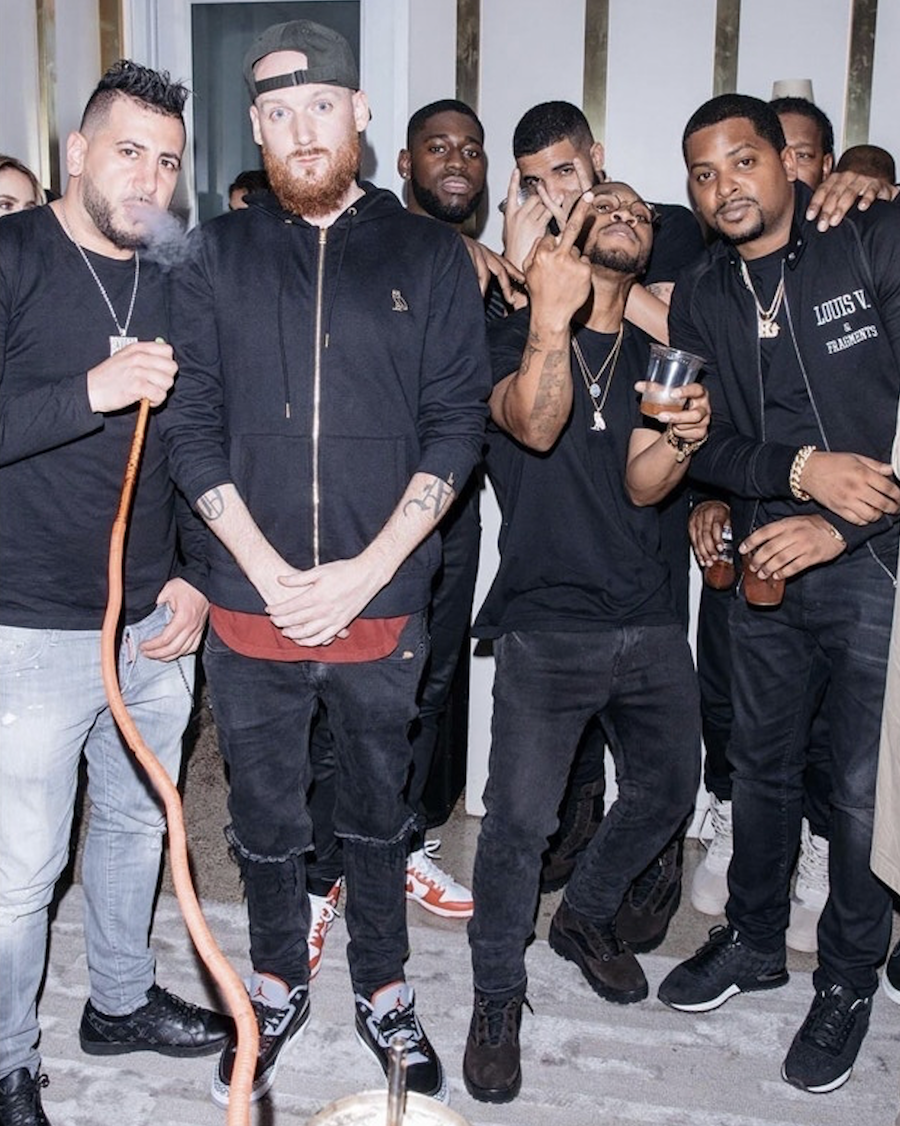 Drake Yeezy Boots